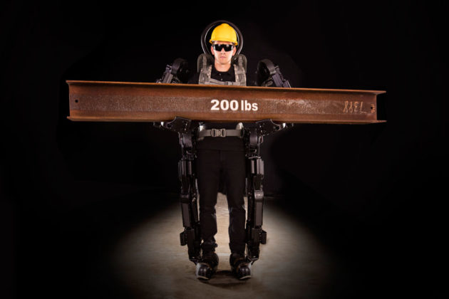 Sarcos Guardian XO Max Exoskeleton Suit