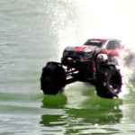 This TRAXXAS RC Truck Was So Fast That It Can Drive On Water!