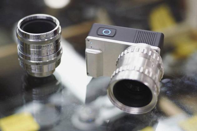 TinyMOS NANO1 Astronomy Camera