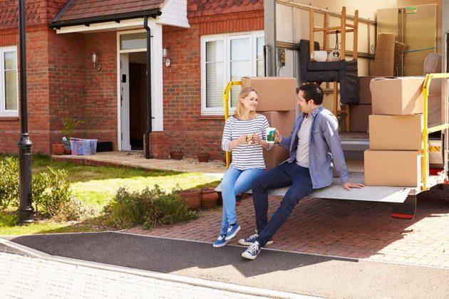 Move Houses & Neighborhoods