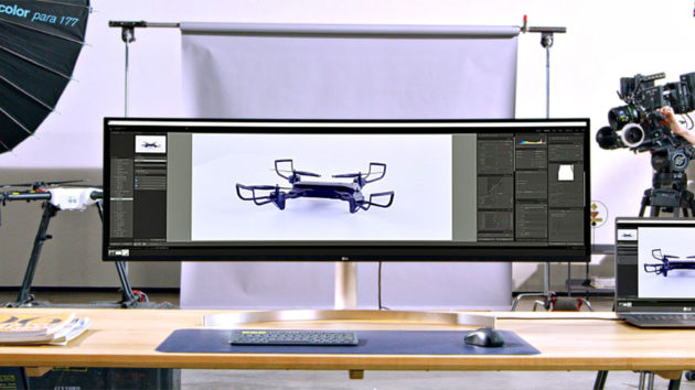2019 LG UltraWide Computer Monitor
