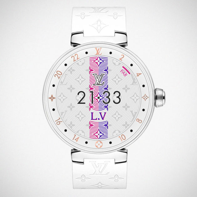 2019 Louis Vuitton Tambour Horizon Smartwatch