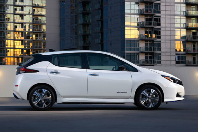 2019 Nissan LEAF e+ Electric Car