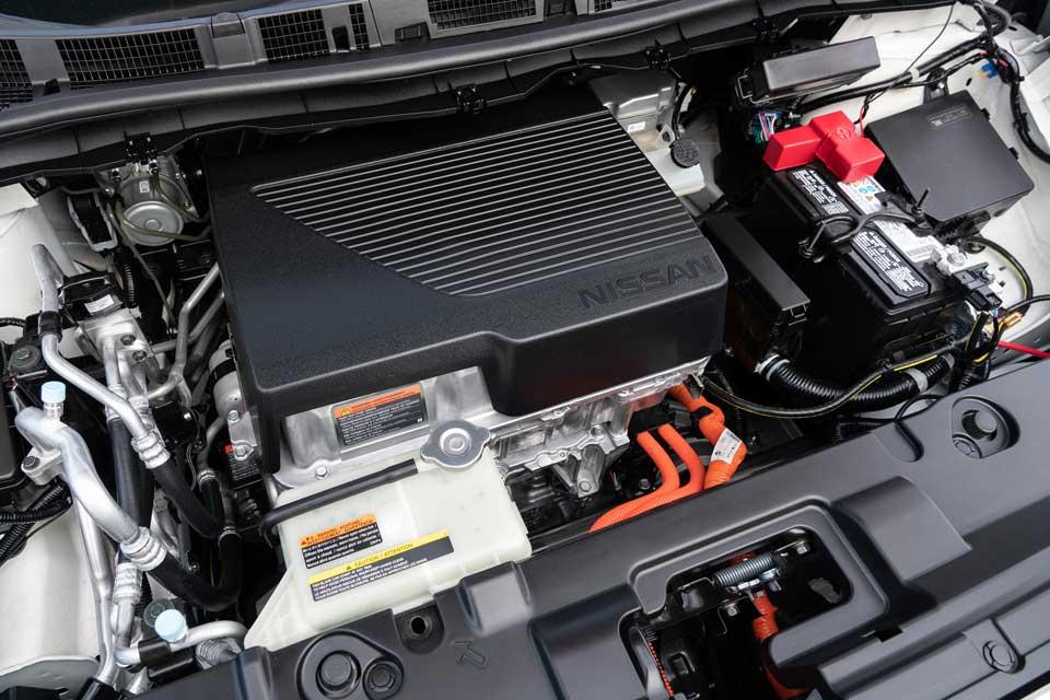 2019 Nissan LEAF e+ Electric Car