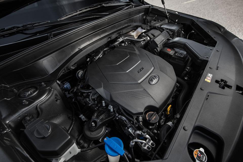 2020 KIA Telluride Sport Utility Vehicle