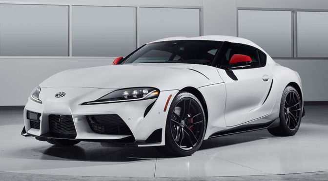 This Is It, The 2020 Toyota Supra Is Official And It Has A Price Too