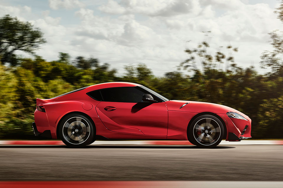 2020 Toyota GR Supra Sports Coupe