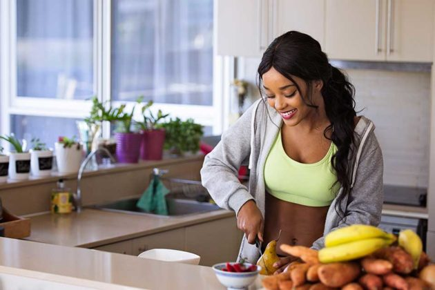 Focus on Healthy Living