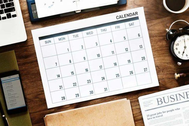 Fill up Your Social Calendar