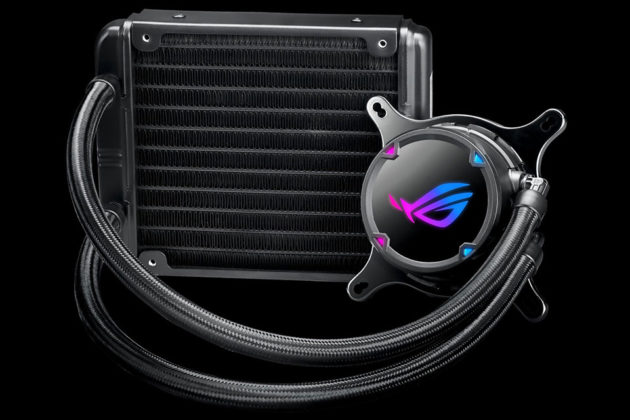 ASUS Entry-level ROG Strix AIO cooler