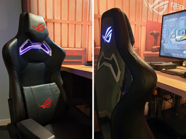Asus Takes Rgb Lighting Too Seriously Puts It On Backpack