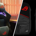 ASUS Takes RGB Lighting Too Seriously, Puts It On Backpack, Chair And More
