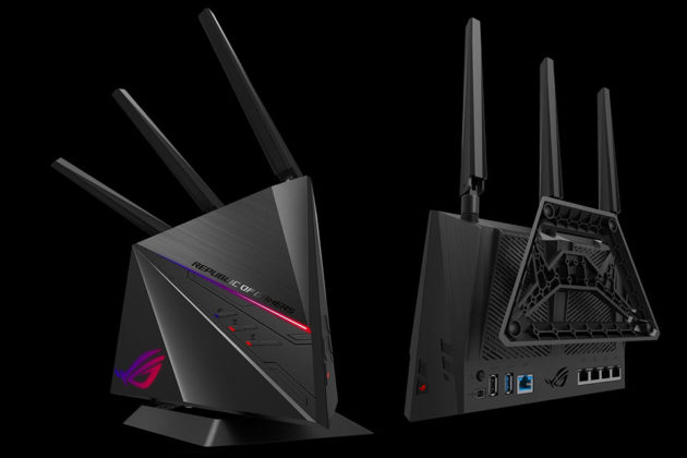ASUS ROG Rapture GT-AC2900 WiFi Router