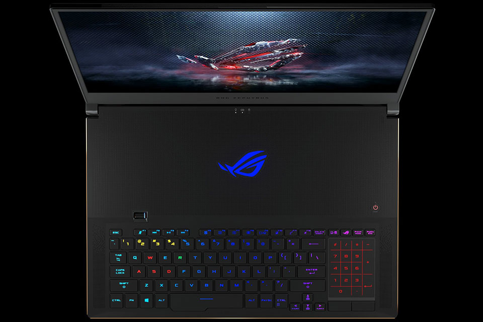 ASUS ROG Zephyrus S GX701 Gaming Laptop