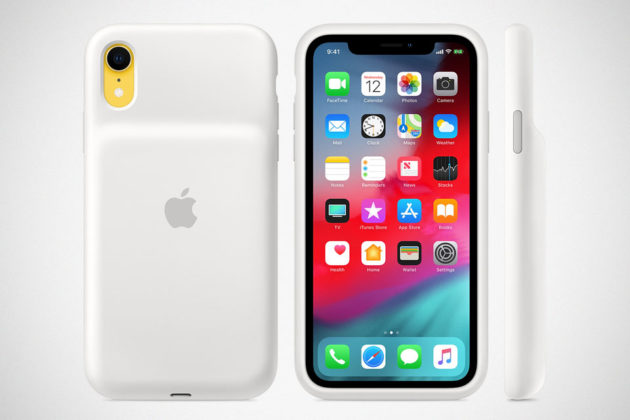 2018 Apple iPhone Smart Battery Cases