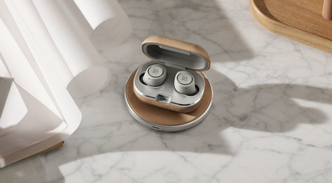 B&O Updated Its E8 True Wireless Earbuds With Wireless Charging Case
