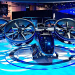 Bell Helicopter Show Off Air Taxi, Bell Nexus, At CES 2019
