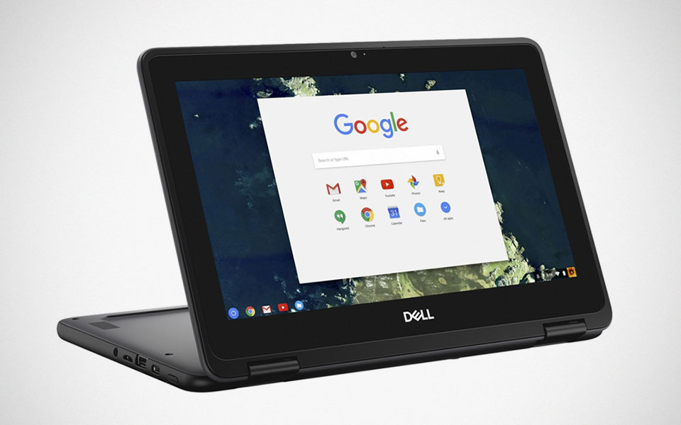 DELL Chromebook 3100 2-in-1 Laptop