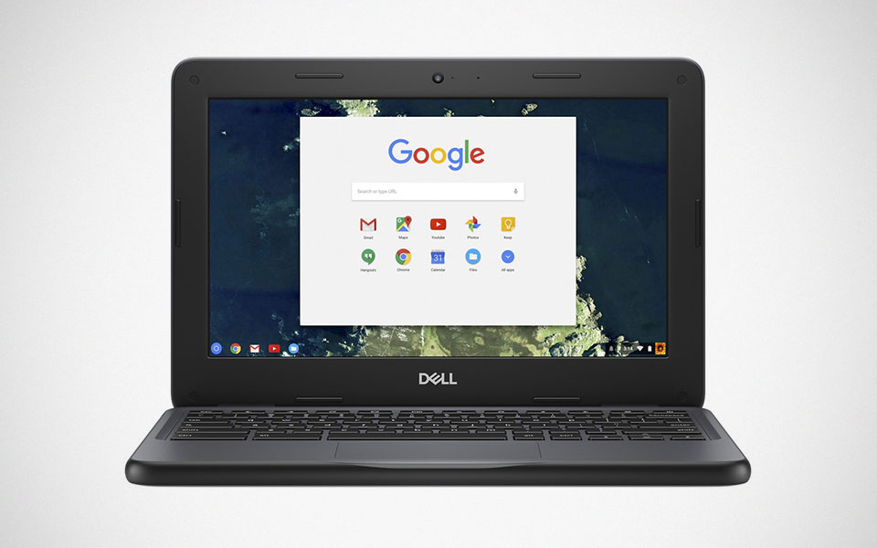 DELL Chromebook 3100 Nontouch Laptop