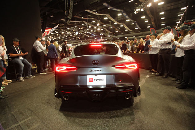 First 2020 Toyota GR Supra Sold for $2.1M