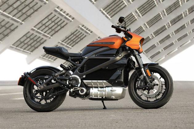 Harley-Davidson LiveWire Motorcycle Pre-order