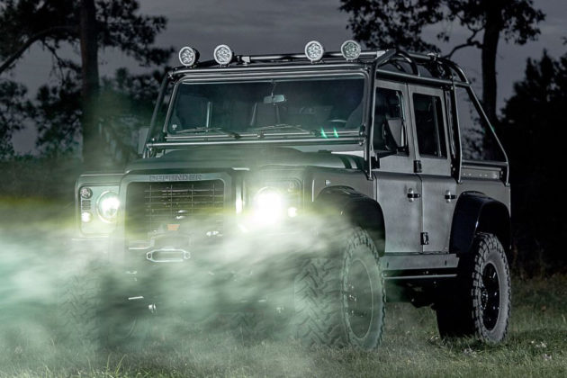 Himalaya Spectre 110 Crew Cab Defender