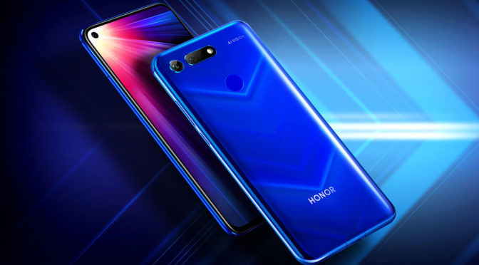 Honor View20 Is Official,  Has 3D Motion-Controlled Gaming