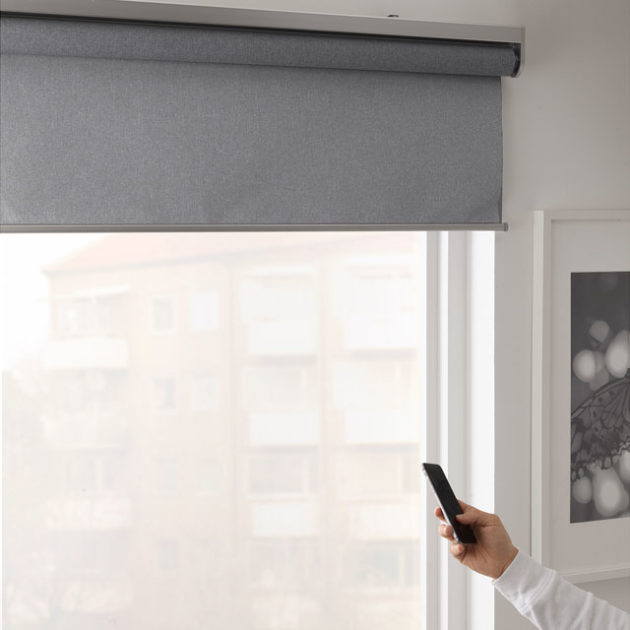 IKEA FYRTUR Smart Blinds