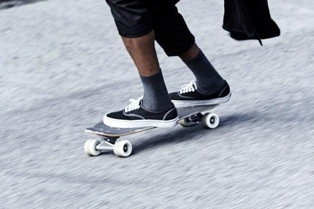 IKEA Spanst Skateboard Cruiser