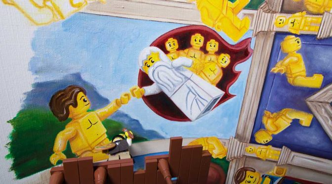 Pivotal Moments In The World's History Presented In LEGO