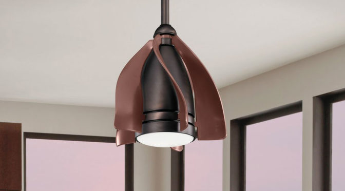 Kichler Terna LED Pendant Fan