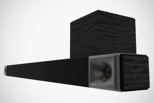 Klipsch Bar 48 Smart Sound Bar CES 2019