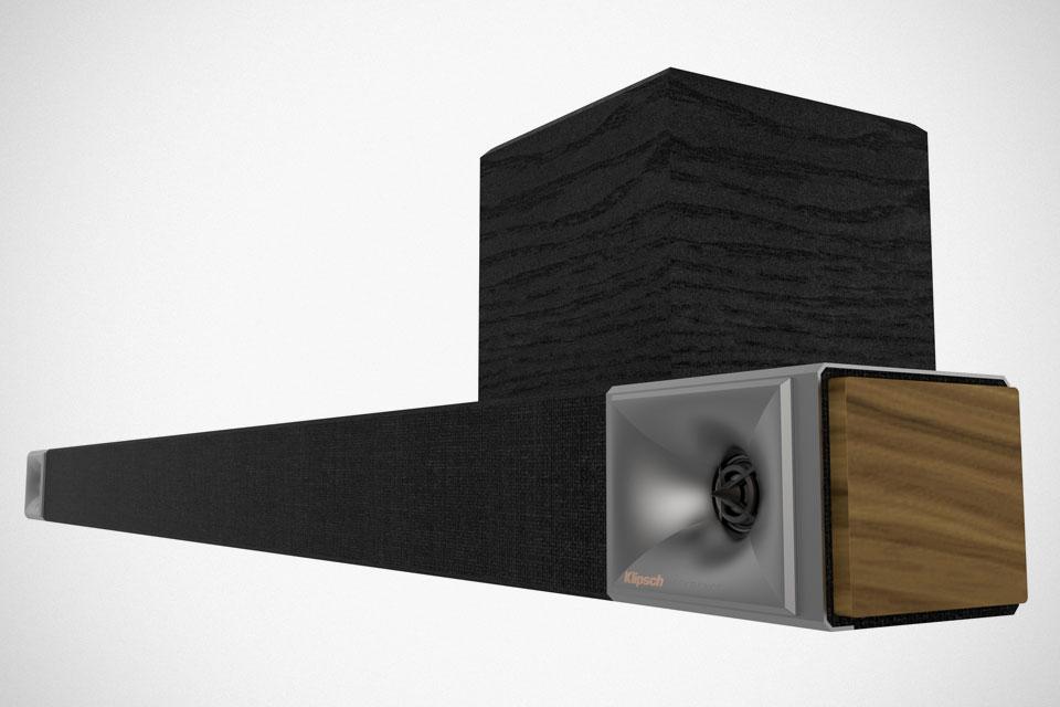 Klipsch Bar 48W Smart Sound Bar CES 2019