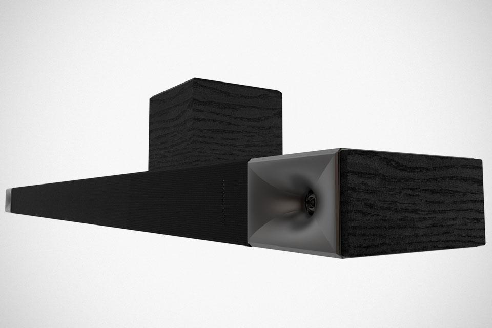 Klipsch Bar 54A Smart Sound Bar CES 2019