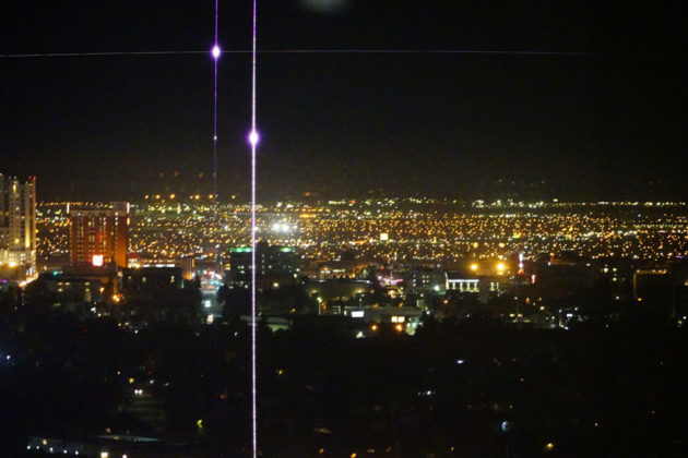 LIDAR Laser Kills Modern Digital Camera