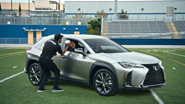Lexus Solution to Roughing the Passer Rule