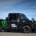 Mini Hoonigan Truck Is Adorable And Bad-ass All At The Same Time