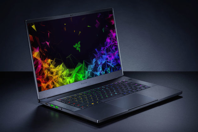 New Razer Blade 15 Gaming Laptop