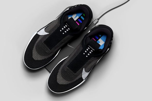 Nike Adapt BB App-enabled Self-lacing Shoes