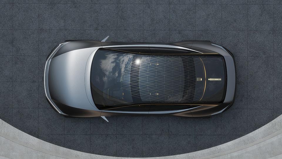 Nissan IMs EV Sports Sedan