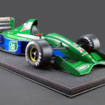 The Details On This #32 Jordan 191 F1 Car Scale Model Is Unreal!