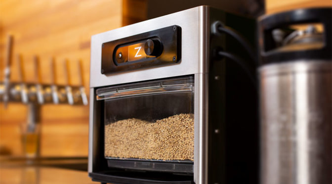 PicoBrew Z Series Craft Beer System Does Cold Brew Coffee Too