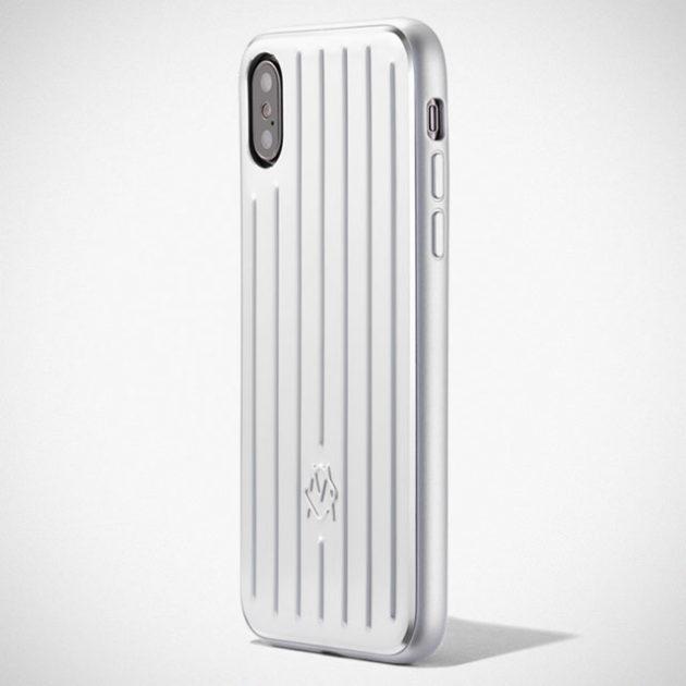 Rimowa Aluminum Groove Case for iPhone