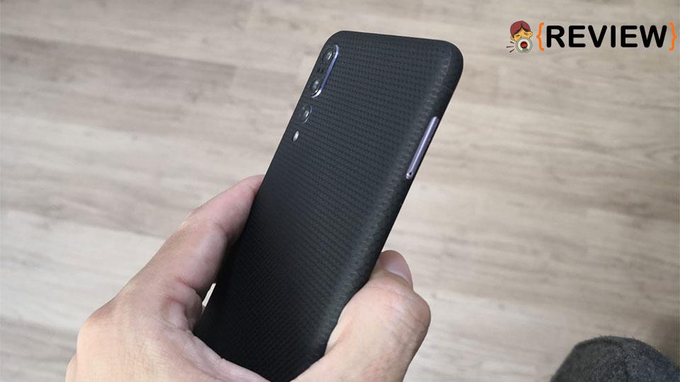 Slickwraps Matrix Skin For Huawei P20 Pro: Best Skin Thus