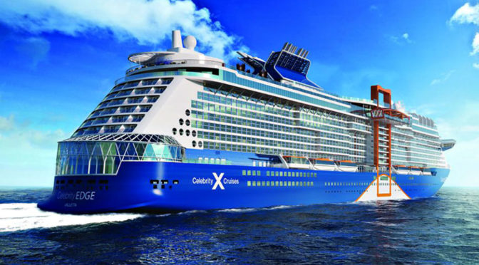 Starboard Cruise Celebrity Edge Luxury Cruise