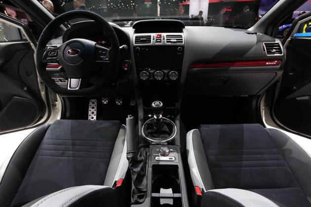 Subaru Limited Edition STI S209 NAIAS