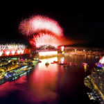 Oops: Sydney's Dazzling New Year Fireworks Marred By The Wrong Year
