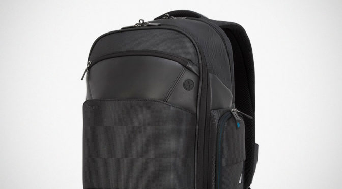 Targus Mobile VIP+ Wireless Charging Backpack