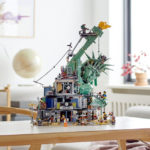 <em>The LEGO Movie 2</em> Apocalypseburg Is An Epic 3,000+ Piece LEGO Set
