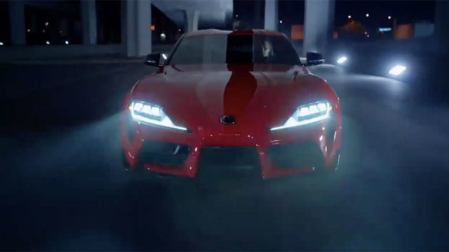 Toyota Mexico Toyota Supra Video
